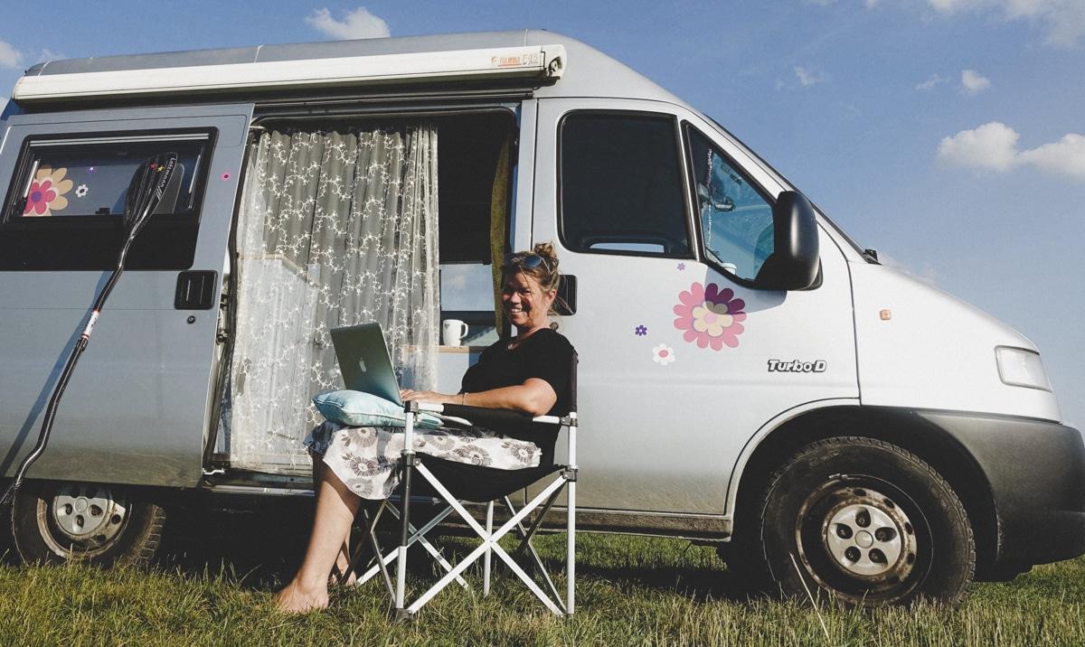 Susanne Flachmann von Cool Camping Wohnmobil