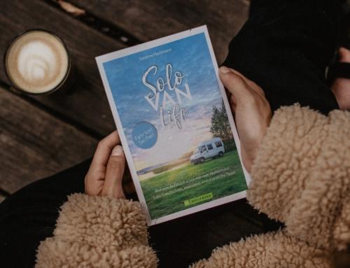"""Buchvorstellung """"Solo Van Life"""" von Susanne und Karin ist verewigt auf zwei Seiten"""