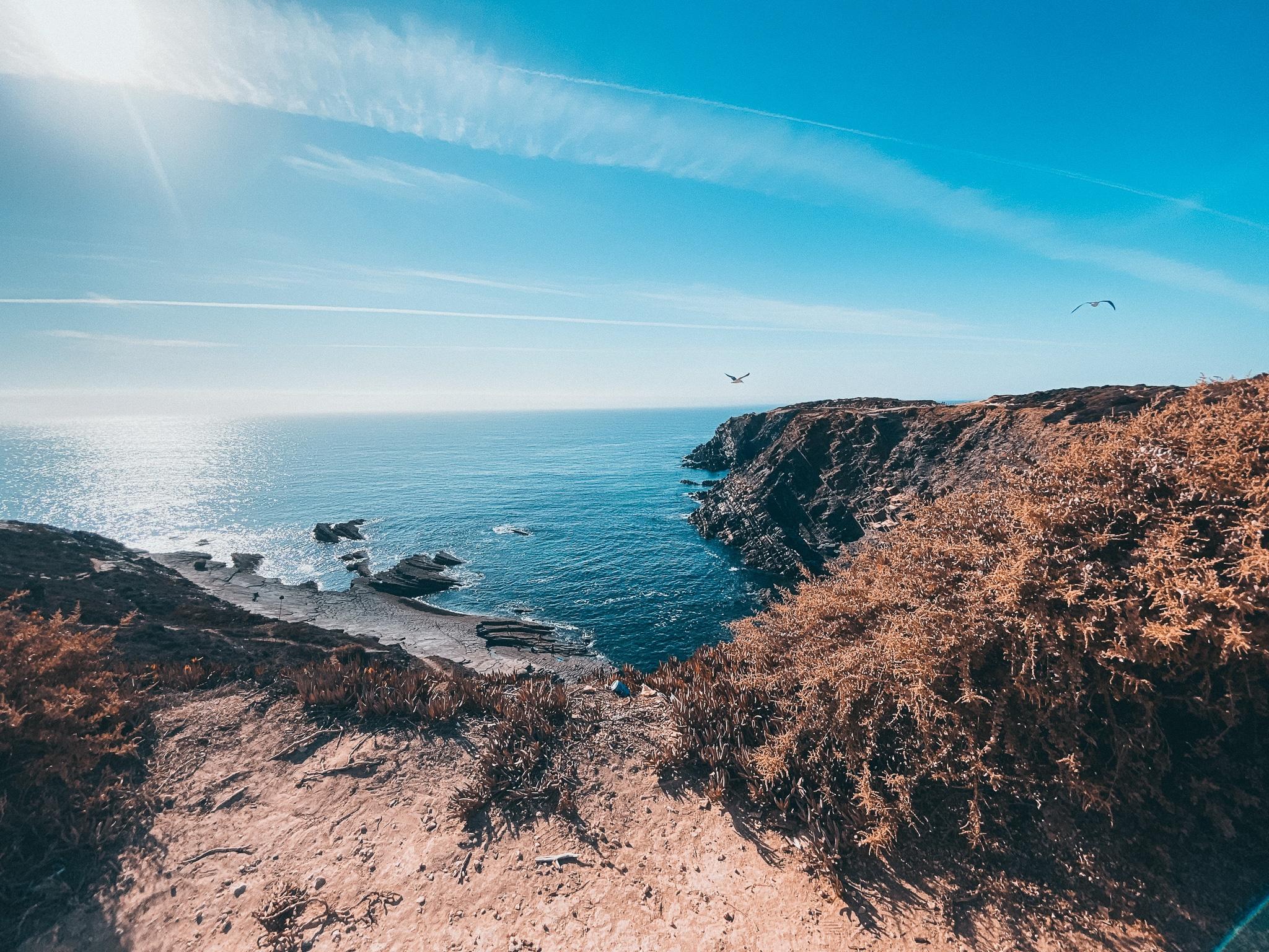 Küste Algarve Portugal