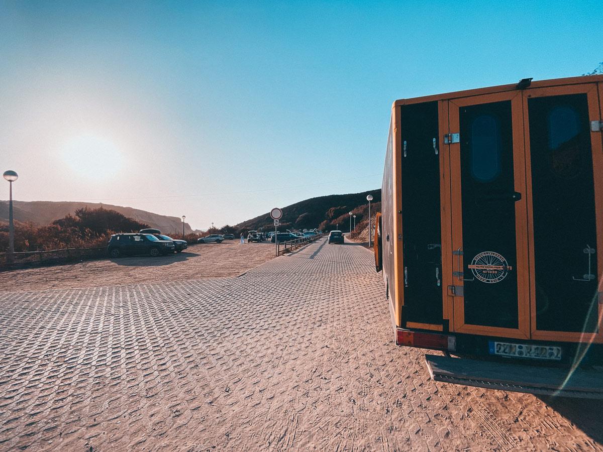 Postbus an der Algarve