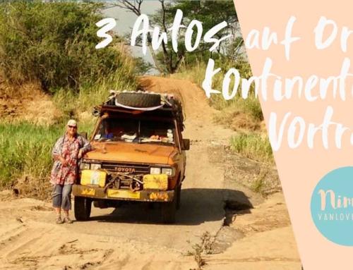 Lilli Mixich Vorträge über ihre Reisen in Afrika