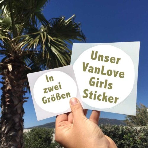 VanloveGirls Sticker
