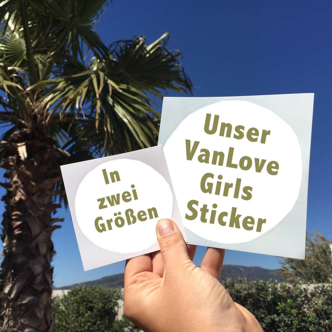 VanloveGirls Sticker