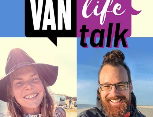 VanLife Talk mit Thilo Vogel und Karin Scherpe, dass neue Podcast Format