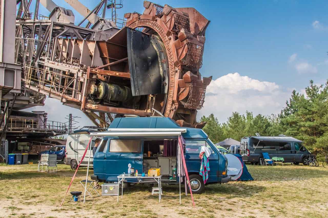 Pop-Up Camp