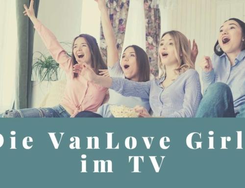 Die VanLove Girls im TV in der Sendung DAS! beim NDR