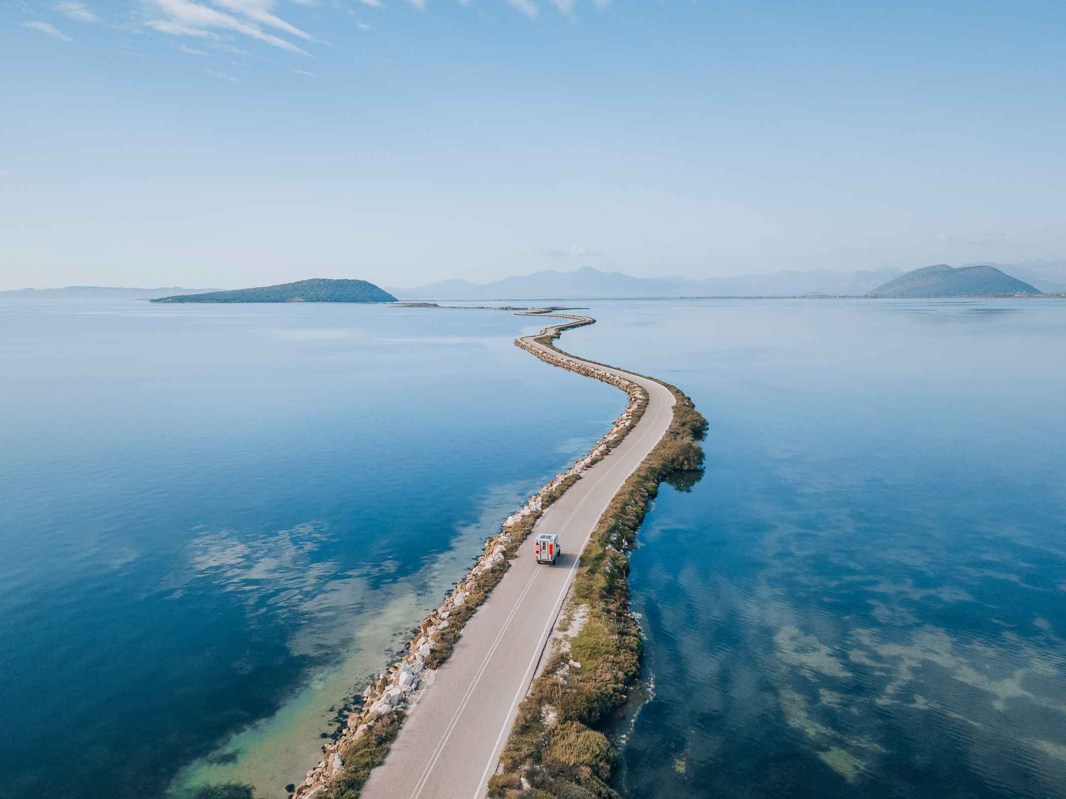 Roadtrip Griechenland
